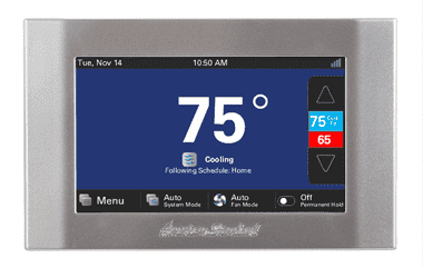 Acculink Platinum 850 Control Touch Screen Thermostat